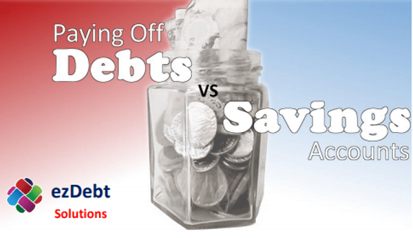 Consumer Debt vs Saving: What is a Debt-to-Savings Ratio?
